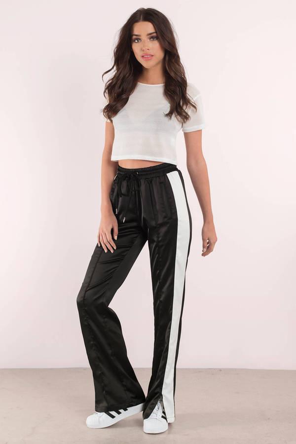 Pants For Women | Dress Pants, Black Pants, High Waisted Pants | Tobi