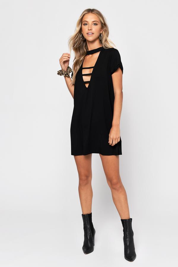 Black dress keyhole google