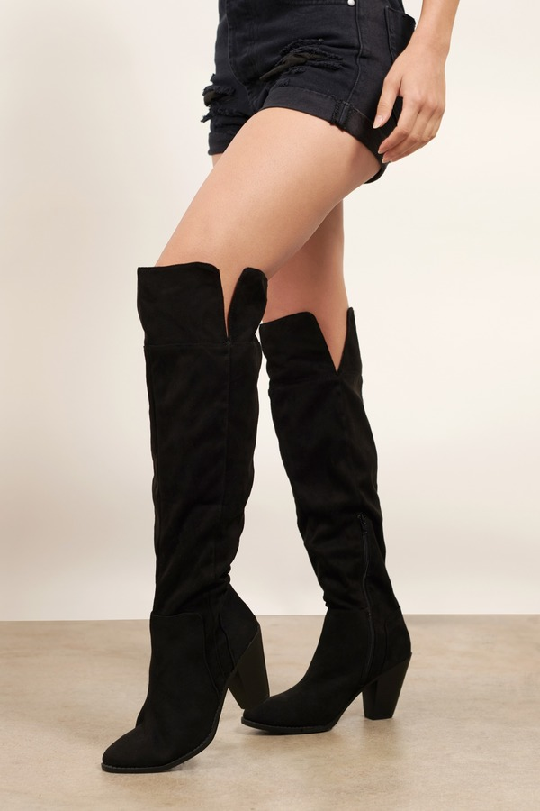 Knee High Boots  4000d9b4eb4d