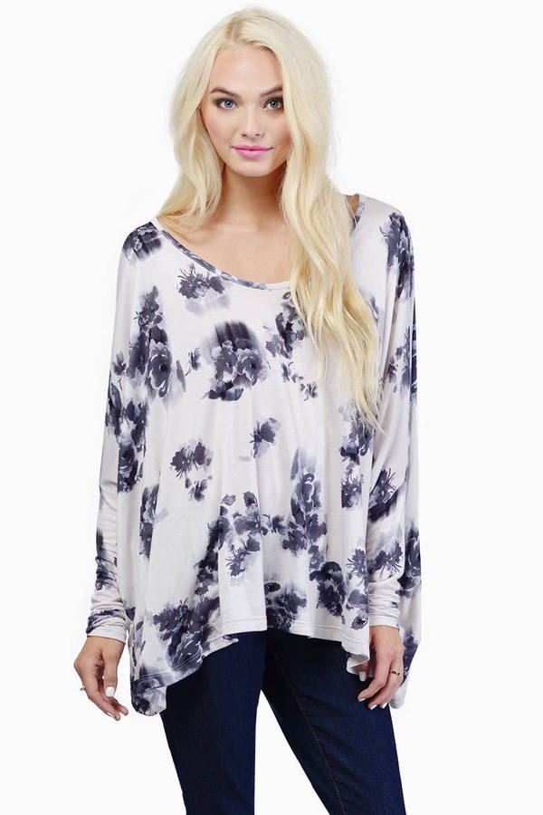 Rosetta Long Sleeve Top