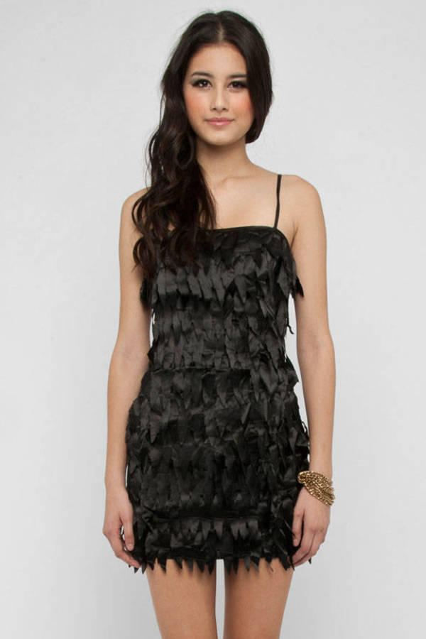 Shake Your Tail Feathers Dress