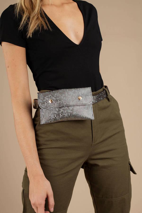 Shining Knight Belt Bag