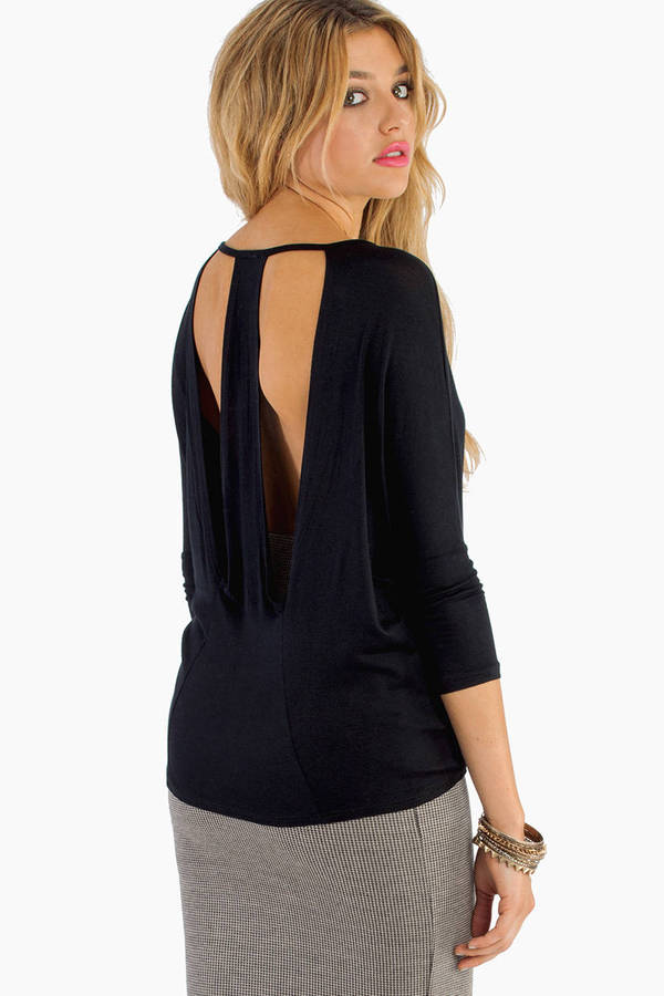 Split Love Top