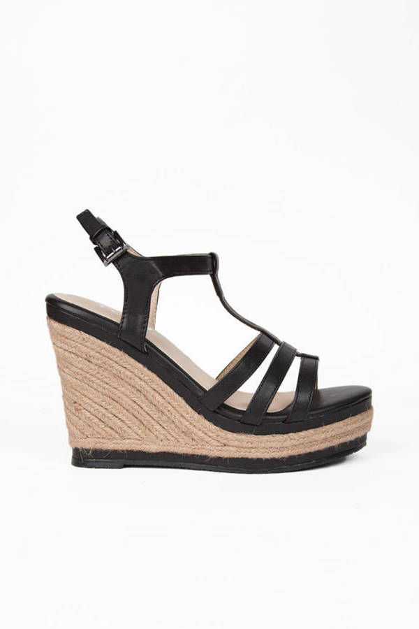 Stud Me Up Wedges