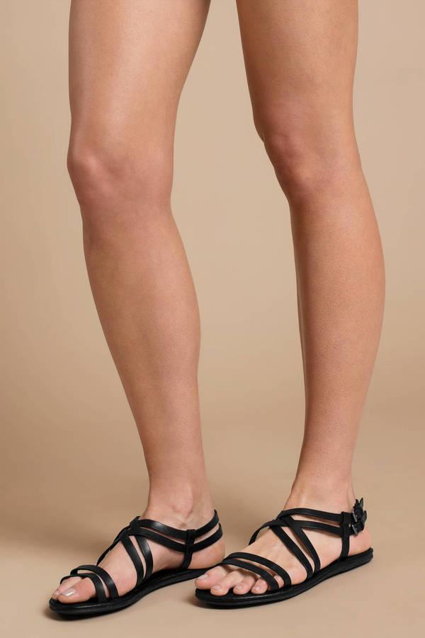 9a29fd4696 Gladiator Sandals for Women | Knee High Gladiator Heels & Shoes | Tobi