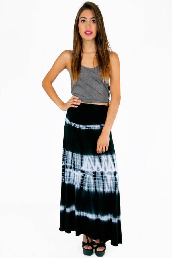 Turning Heads Maxi Skirt