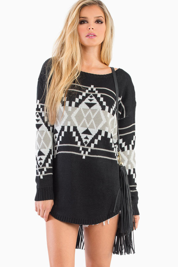 Tribal Conquest Sweater