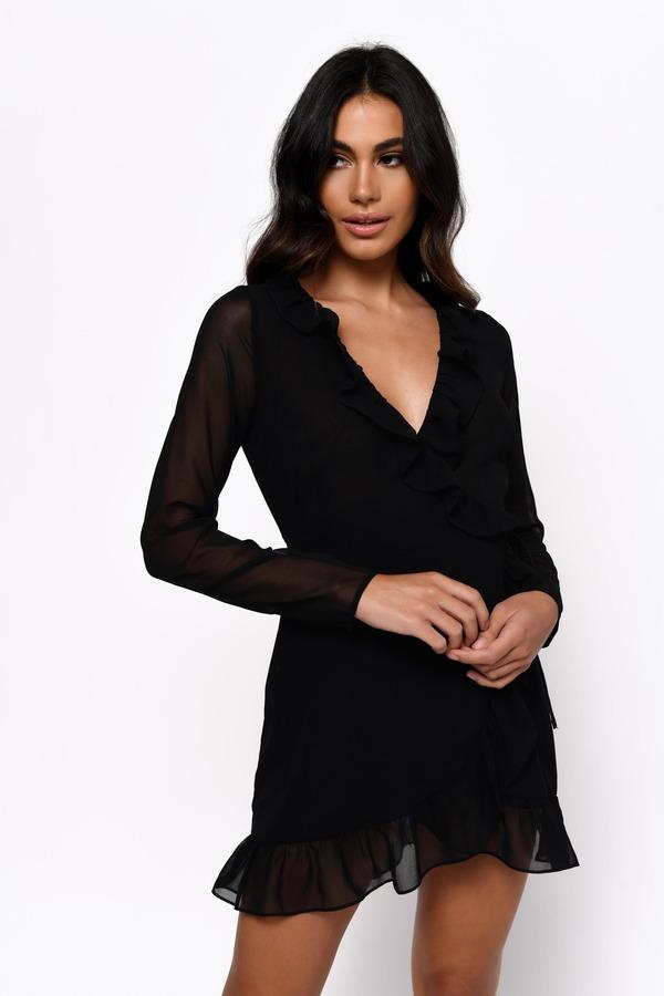 598f5463040 Little Black Dresses | Sexy Black Dresses, LBD, Short Party Dress | Tobi