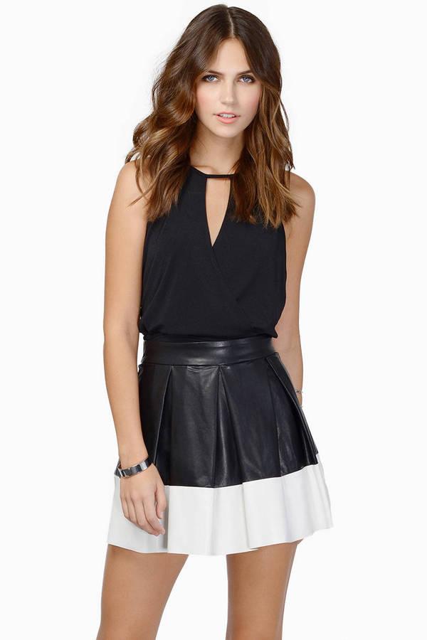 Half and Half Skirt