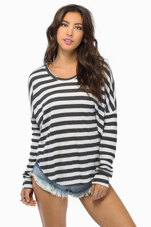 Nancy Striped Sweater