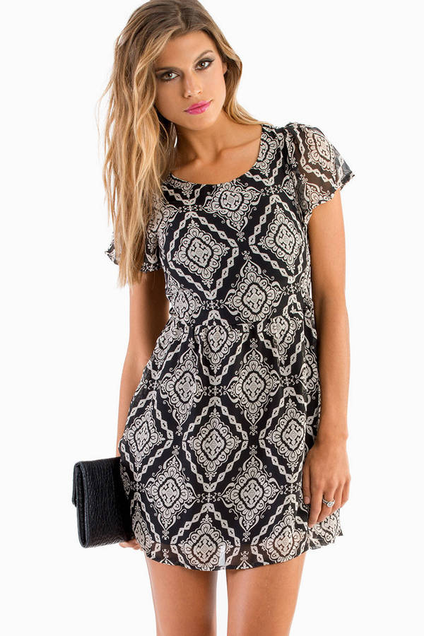 Reverse & Repeat Dress