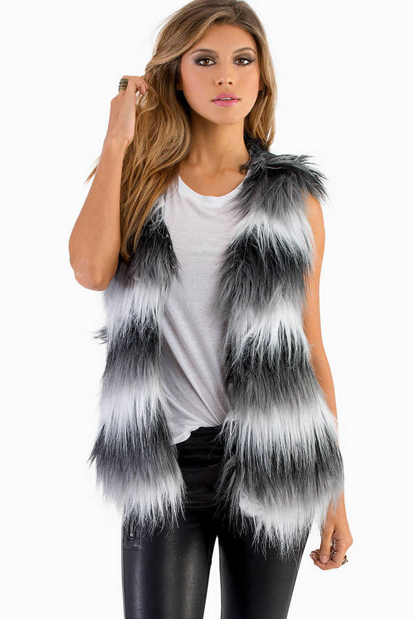 Beulah So Fur So Good Vest