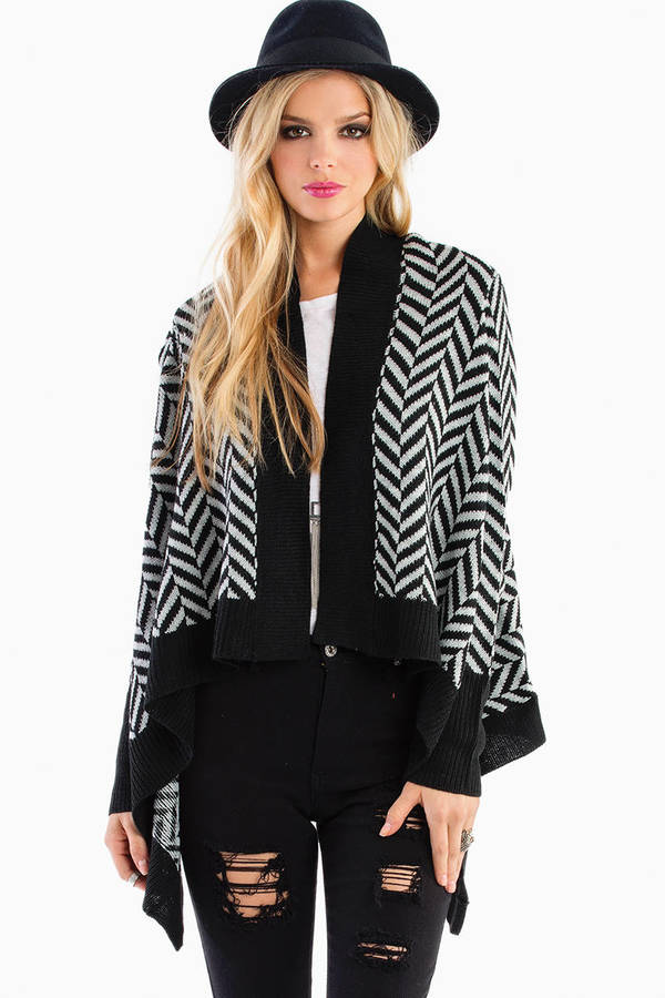 Jack BB Dakota Vice Oversize Cardigan