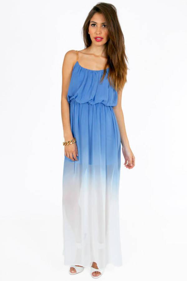 Always Spirited Maxi Dress