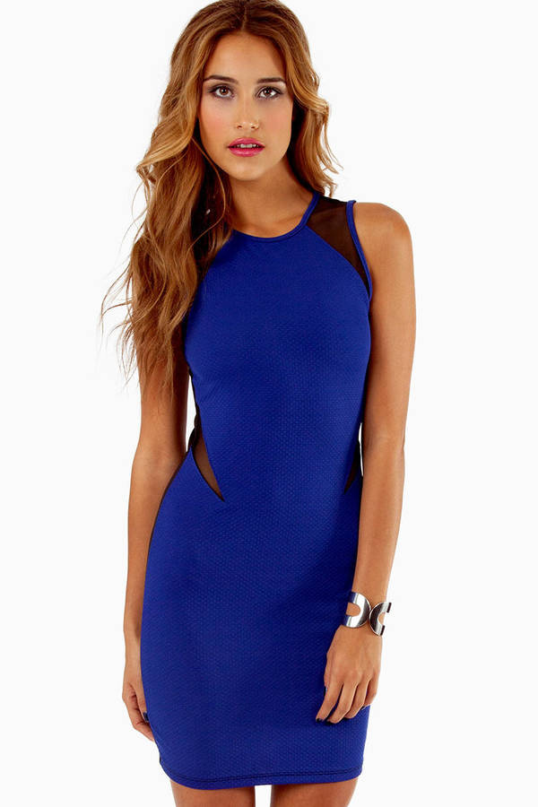 Blockbuster Bodycon Dress