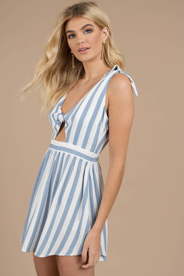 Graduation Dresses 2018 | Cute White Graduation Dress | Tobi