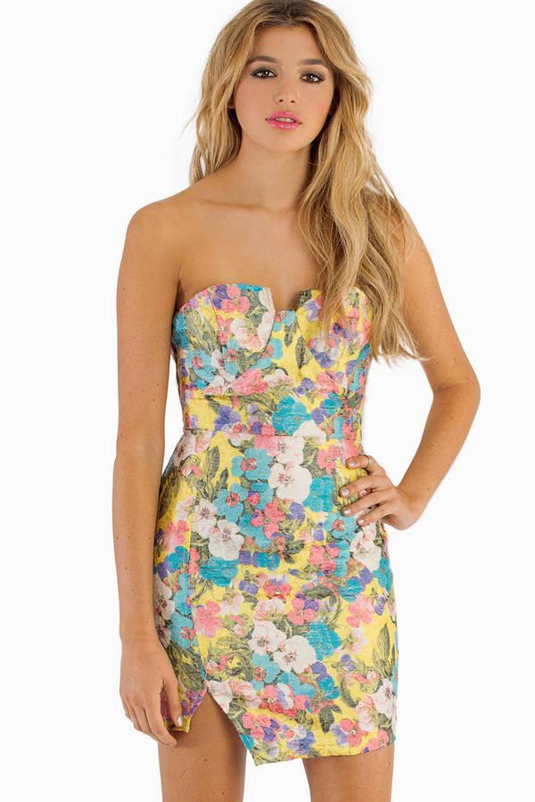 Jupiter Floral Dress