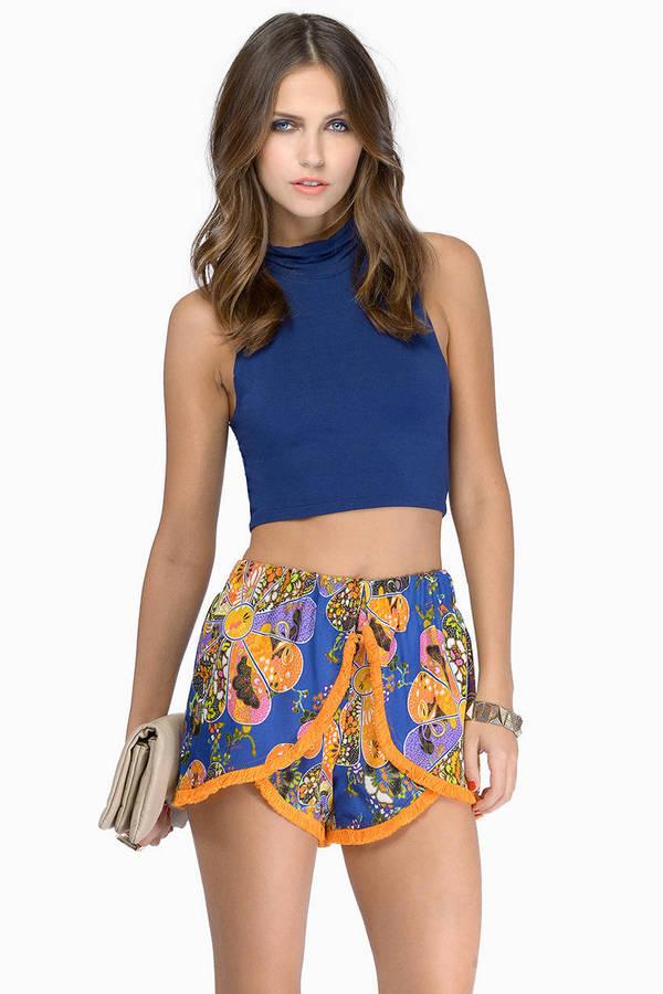 Retrofied Shorts