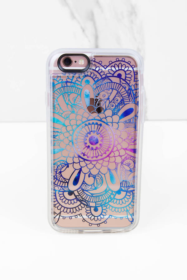 iphone 6 with case casetify galaxy blue multi iphone 6 18 tobi us 15125