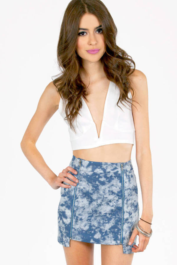 On Cloud Nine Skirt