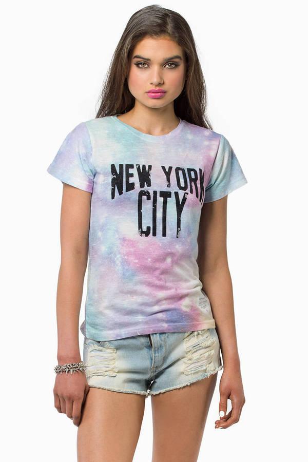 Stars in NY Top
