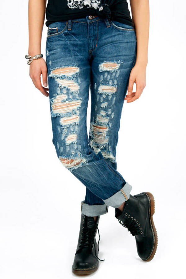 Blank NYC Stinger Jeans