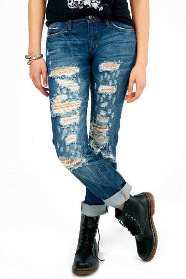 Blank Stinger Jeans