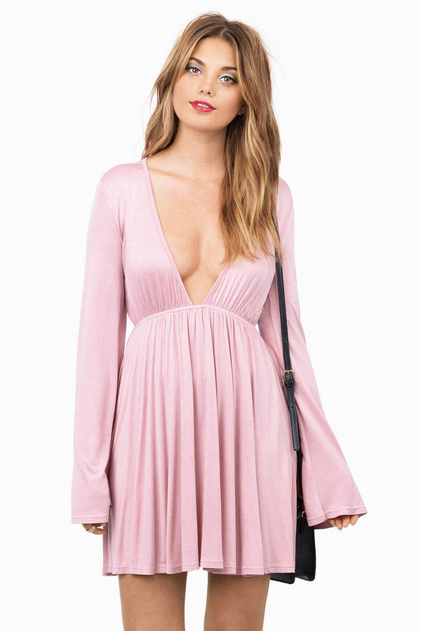 Long Sleeve Dresses | Black, White, Lace, Short, Maxi Dresses| Tobi