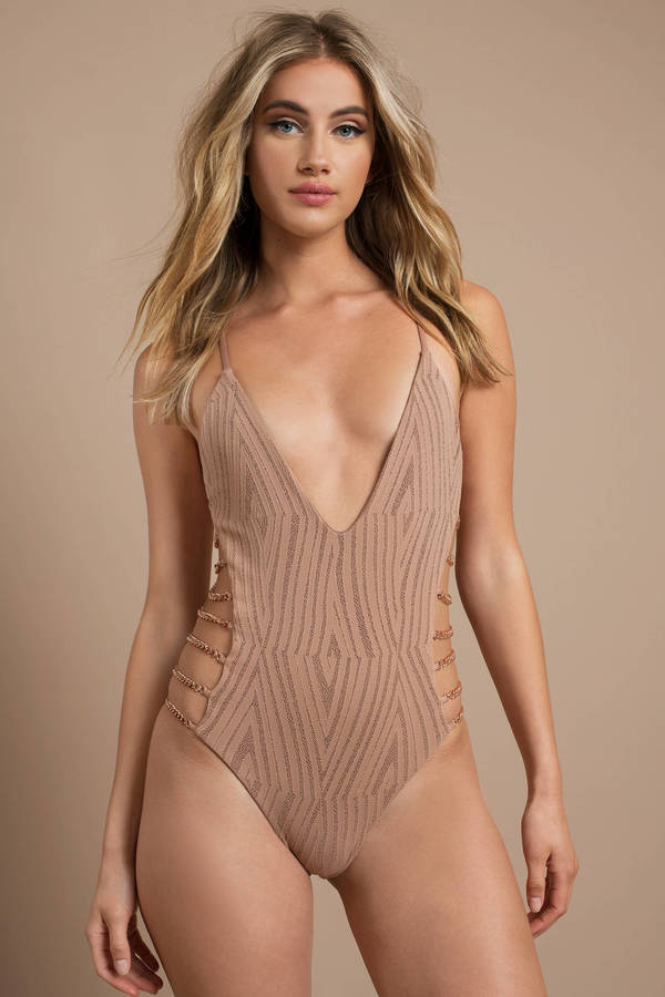 28772de049 Designer Styles on Sale, Blush Multi, Unchained One Piece Swimsuit ...