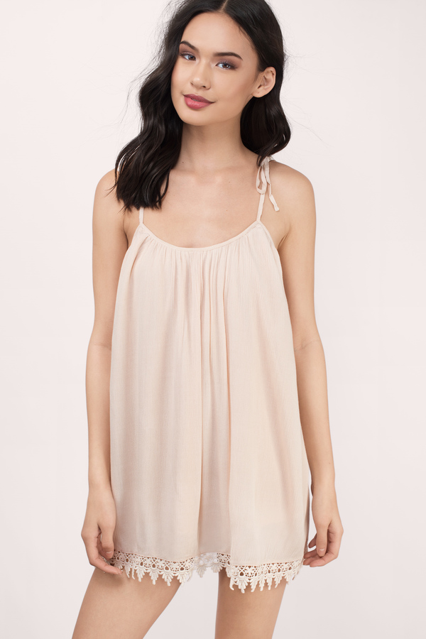 Blush Pink Dresses - Blush Colored- Light Pink- Prom &amp- Cocktail - Tobi