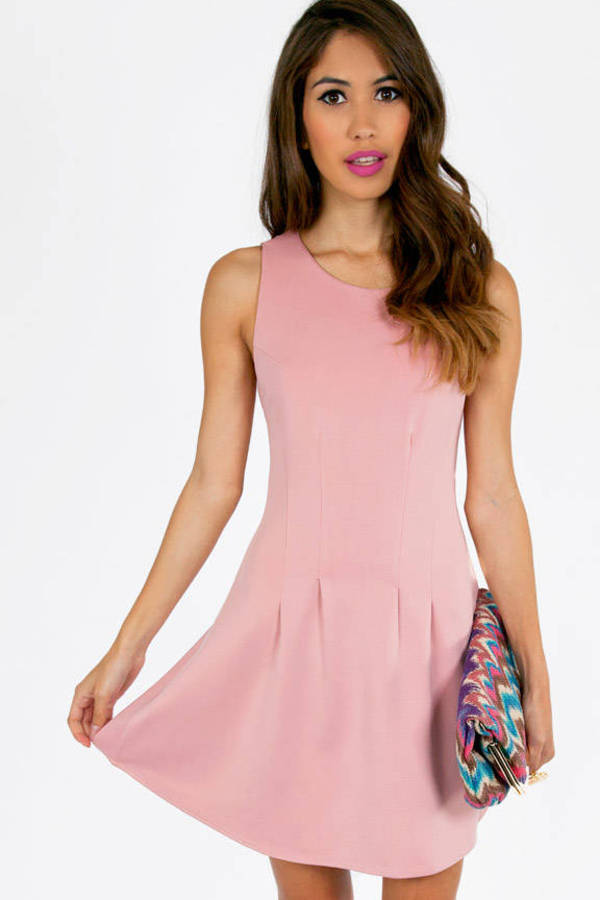 Sitting Pretty Skater Dress
