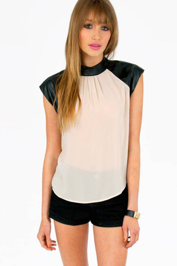 Lauren Trim Blouse
