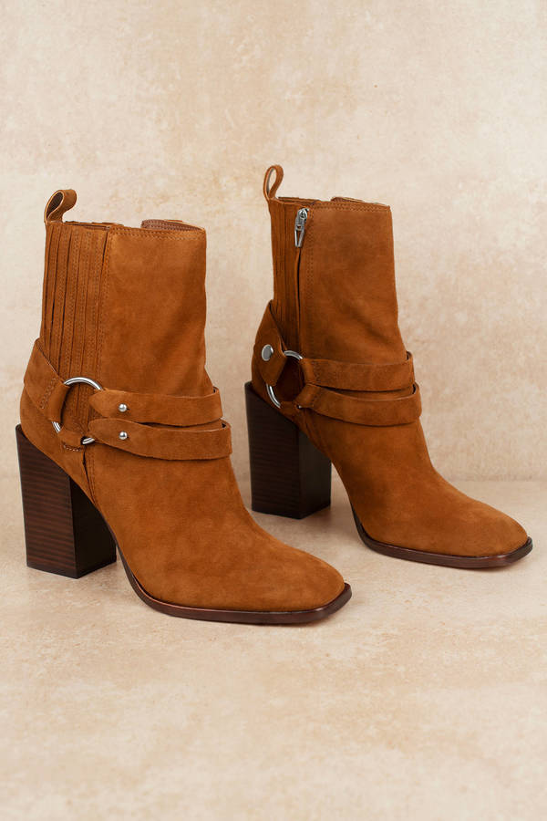 Dolce Vita Booties - High Heel Boots