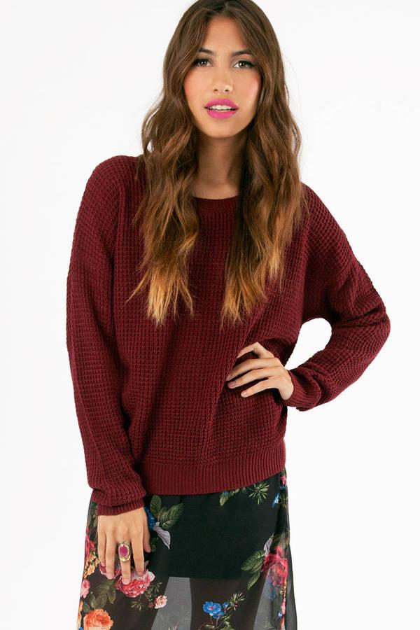 Betsey Knit Sweater
