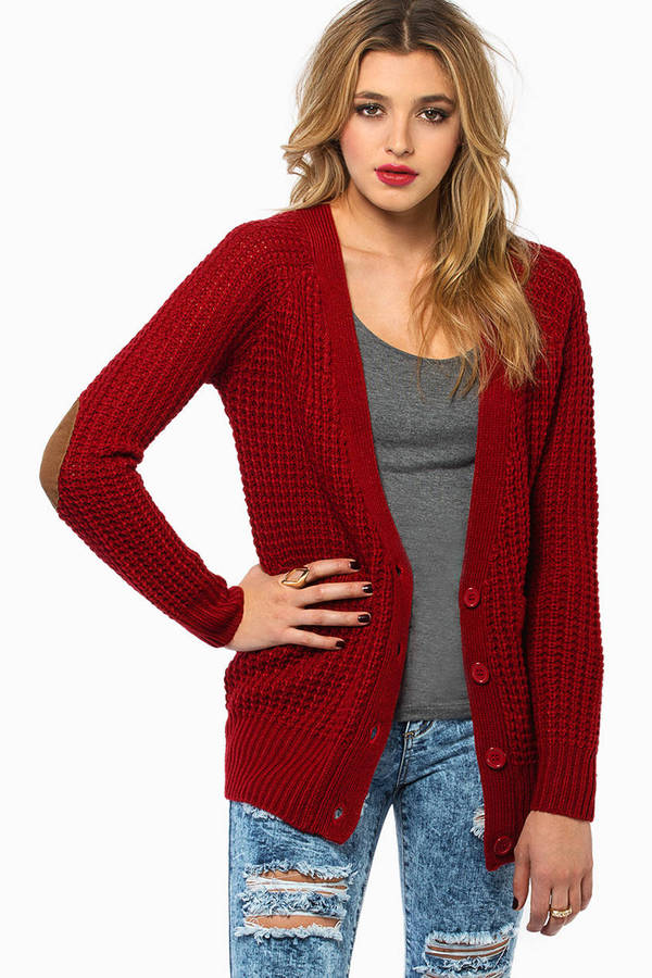 Cathy Knit Cardigan