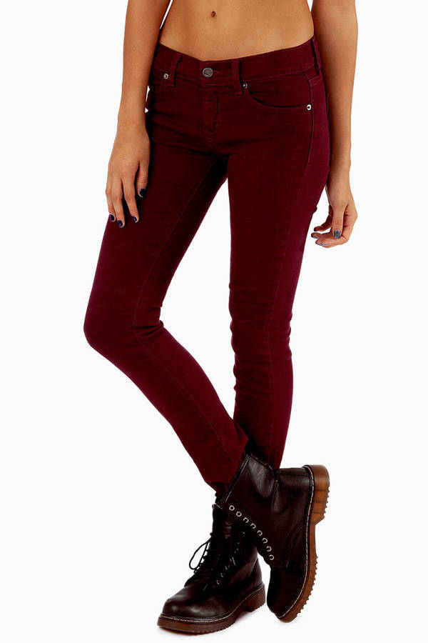 Eunice Skinny Denim Jeans