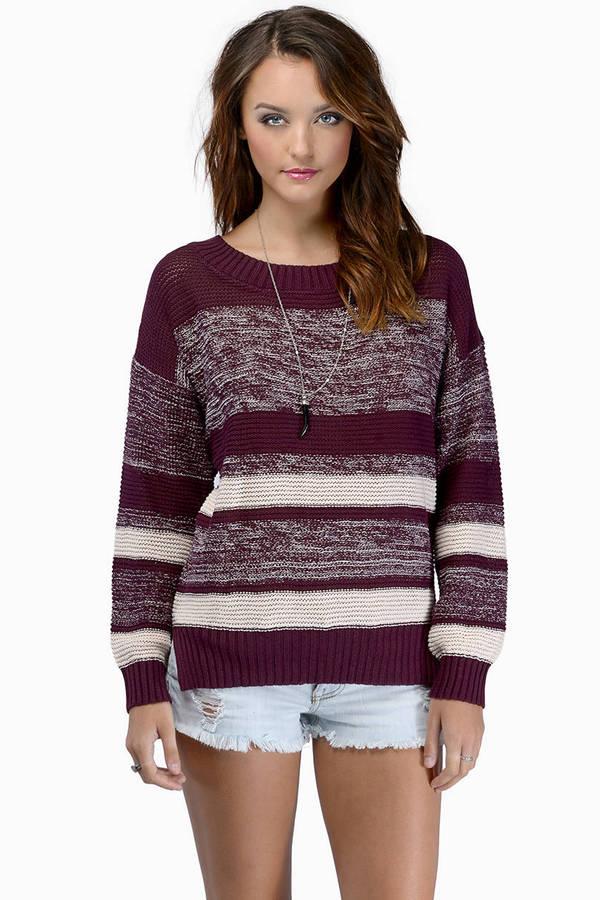 Put It On Me Sweater