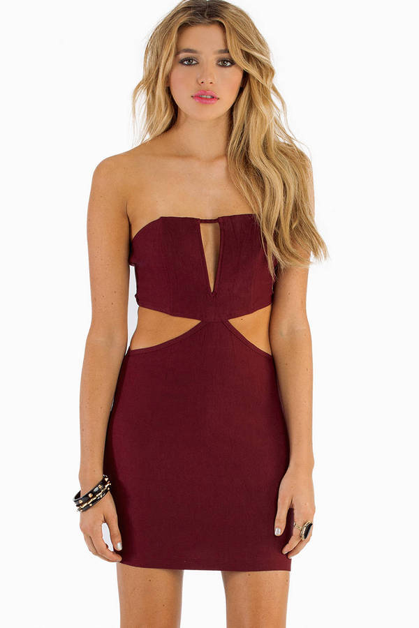 Sit Tight Bodycon Dress