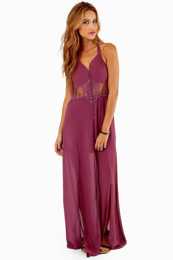 Sweet Deal Maxi Dress