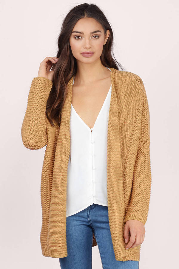 Cheap Black Cardigan - Oversized Cardigan