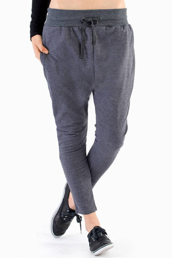 Rehab Clothing Drop Crotch Sweat Pants
