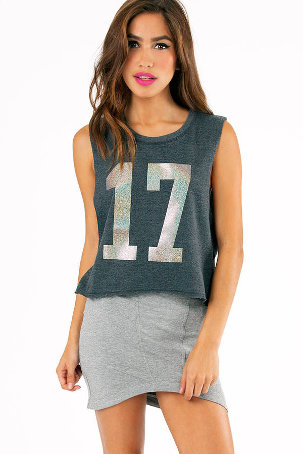 Magic Number Muscle Top
