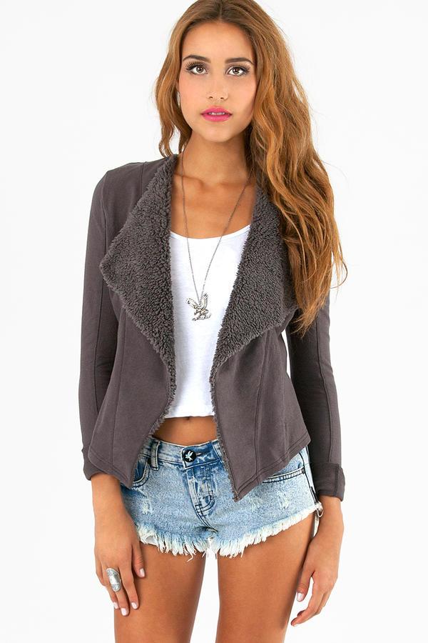 Venny Faux Fur Jacket