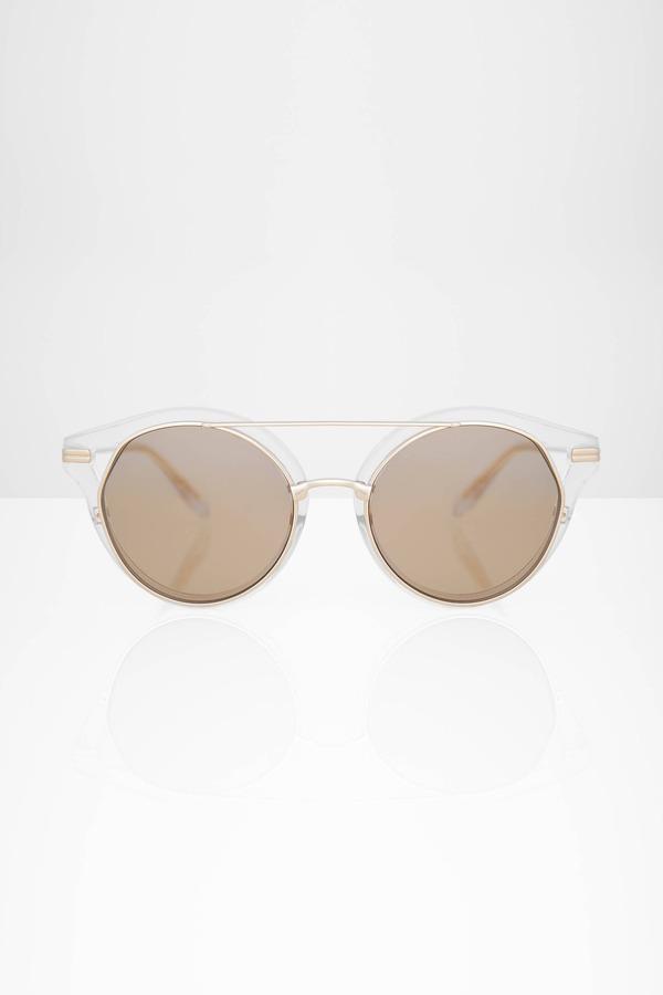 ba9c46f983 Sonix Preston Clear Amber Sunglasses - C  166