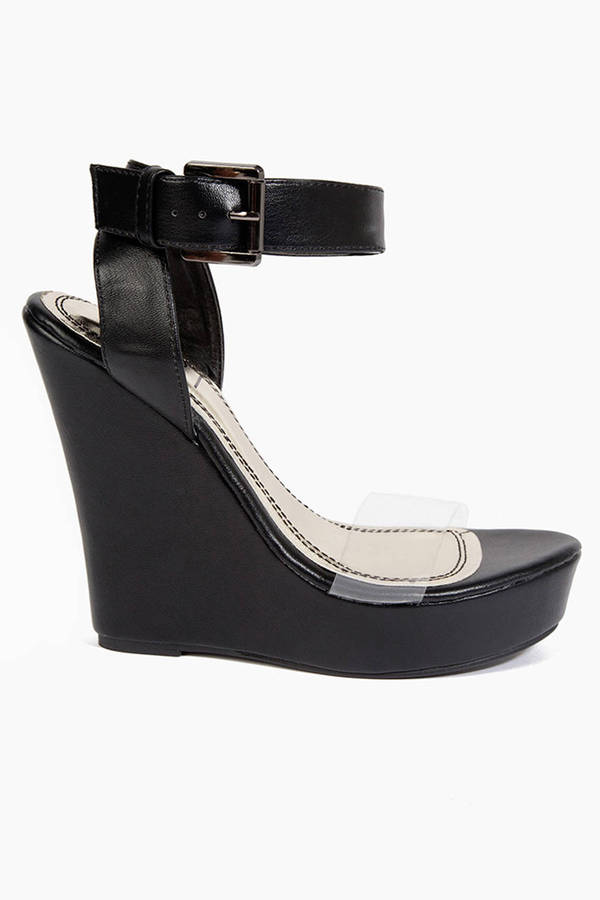 Girl Next Door Wedges