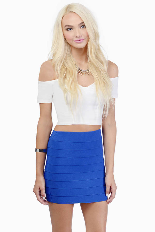 Horizon Bodycon Skirt