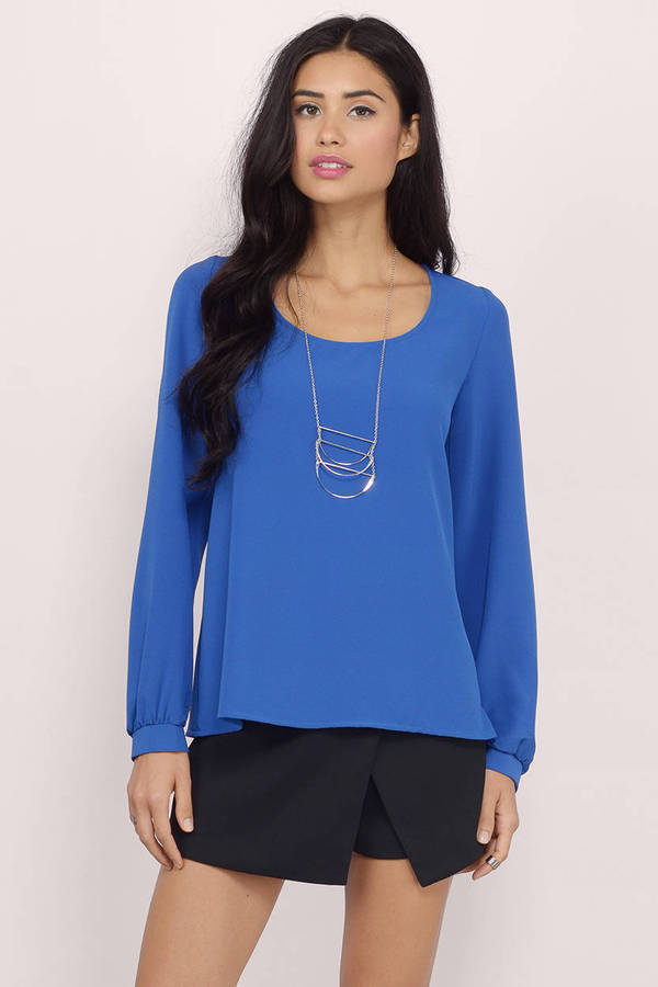 Less Is Amour Blouse