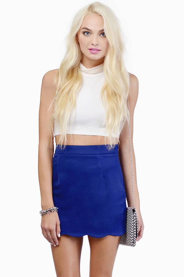 Tidal Wave Skirt