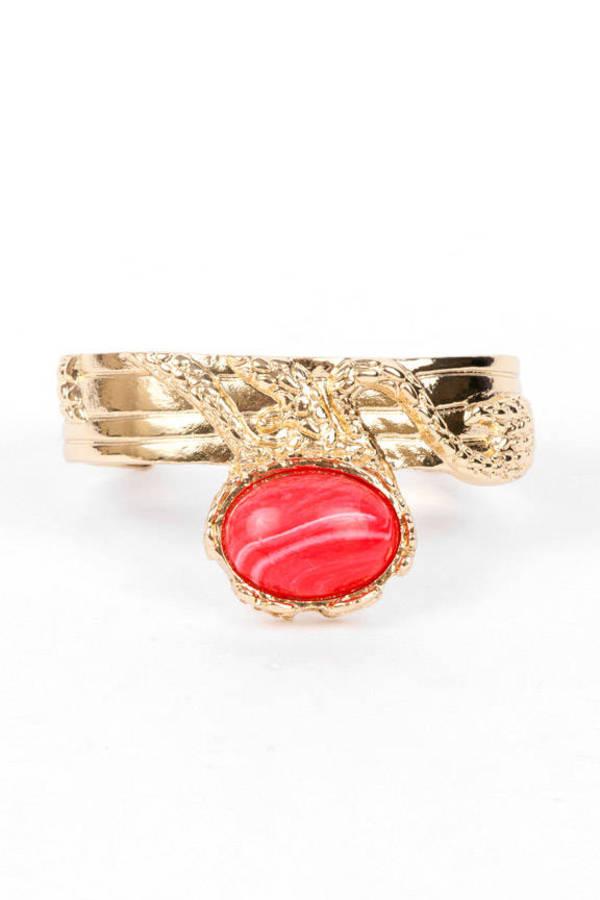 Stone Cold Bracelet