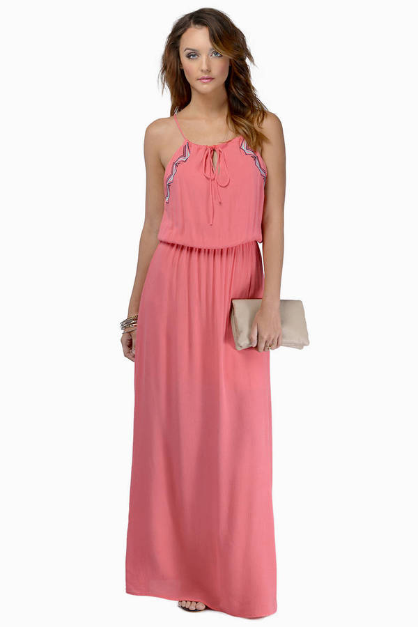 Breezy Baja Dress